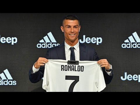 Cristiano Ronaldo Welcome To Juventus (Official) Confirmed Summer Transfers 2018 ft. Ronaldo |HD