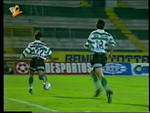 24J :: Sporting - 0 x Leiria - 0 de 1995/1996