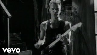 Sting - Fortress Around Your Heart (Option Two) Video