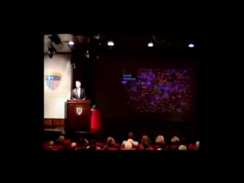 Nicholas A. Christakis (Part 1) - Lecture at the Hellenic American Union, Athens