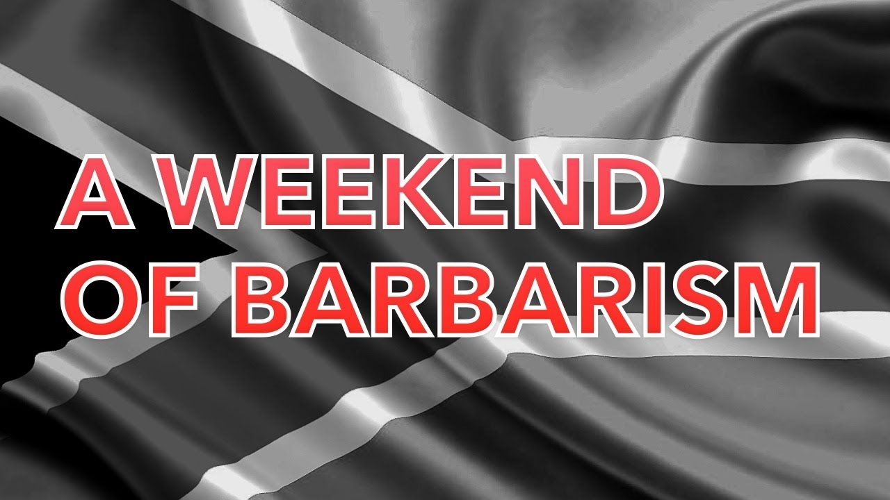 A Weekend Of Barbarism [CONTENT WARNING]