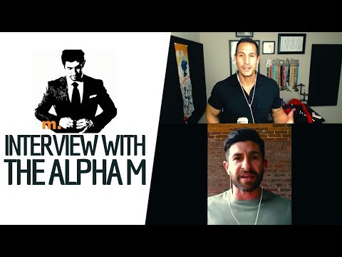 Interview With The Real Alpha M: Aaron Marino