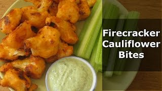 Spicy Firecracker Cauliflower Bites Recipe