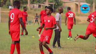 Hearts of Oak trains ahead of Kotoko game on Sunday