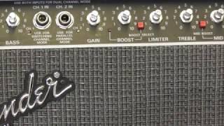 Fender Deluxe 85 Pt-4. Problem Found?
