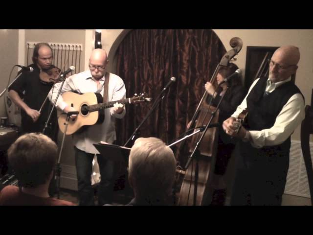 "Helen Highwater Stringband plays ""BLUE TRAIN"""