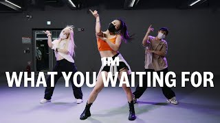 SOMI - What You Waiting For / Jane Kim Choreography