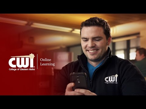 College of Western Idaho - Achieve More with Online Learning