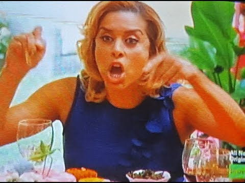 #RHOP  'Review'  THE REAL HOUSEWIVES OF POTOMAC - S3 EP4