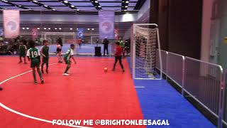 Brighton Lee Sagal (  Santa Clara Regional Futsal Championships )