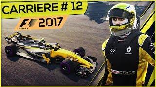 F1 2017 (FR) - Mode Carrière #12 - L'amélioration moteur qui fait du bien