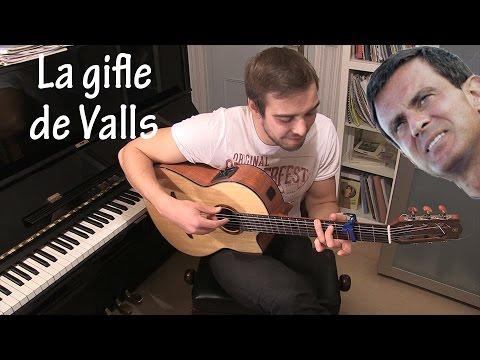 La gifle de Manuel Valls : j'ai préféré chanter