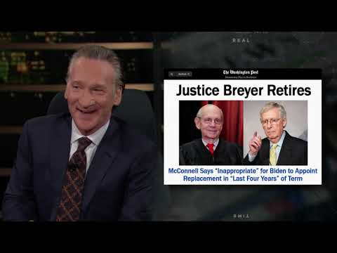 Future Headlines: Winter 2020 Edition  Real Time with Bill Maher (HBO)