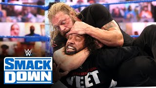Jimmy Uso gets a painful lesson in family from Edge: SmackDown, July 2, 2021