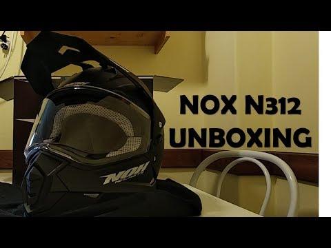 Nox n312 helmet unboxing