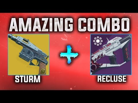 Destiny 2 Sturm + Recluse Amazing Combo | PVP | Jokers Wild thumbnail