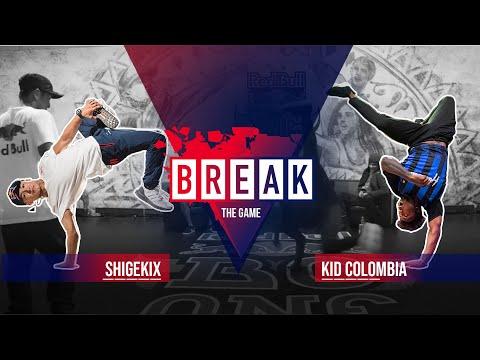 B-Boy Shigekix Vs. B-Boy Kid Colombia | Break The Game 2020