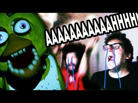 ME GUSTA PASARLO MAL - Five Nights At Freddy's CON CHEETO