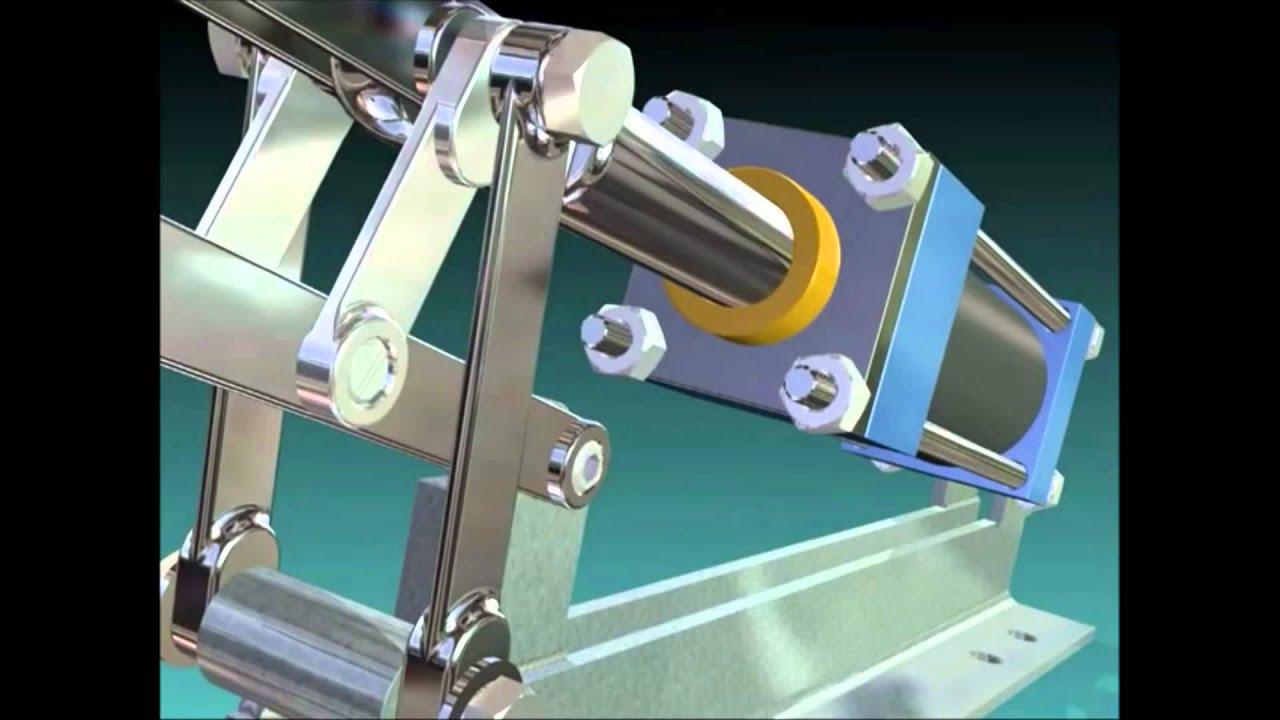 hệ thống khí nén thủy lực