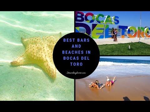 Best Beaches And Bars In Bocas Del Toro