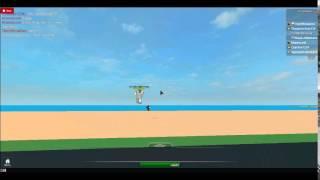 ROBLOX: Liat premier 737-200 décollage du décollage/atterrissage du TNCM.