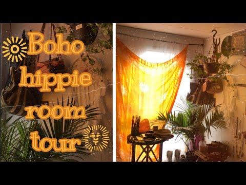 ROOM TOUR | BOHO HIPPIE | 2019