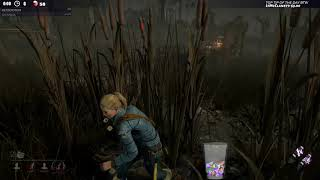 Dead by Daylight RANK 1 SURVIVOR VS BILLY! - GREAT CHASE THEN...