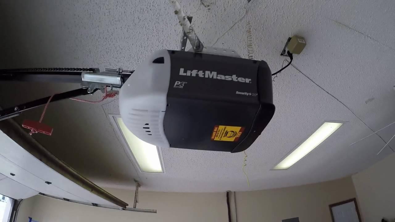 medium resolution of liftmaster 8165 chain drive opener