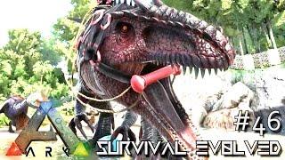 Ark survival evolved giganotosaurus taming solo giga season ark survival evolved giganotosaurus base defense season 3 malvernweather Choice Image