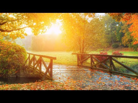 "Peaceful music, Relaxing music, Beautiful Instrumental Music ""Autumn Mountains"" by Tim Janis"