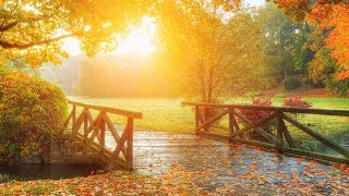 """Peaceful music, Relaxing music, Beautiful Instrumental Music """"Autumn Mountains"""" by Tim Janis"""