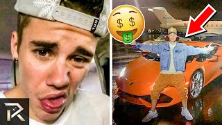 This Is How Justin Bieber Spends His Millions