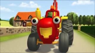 Tractor Tom – Compilación de 15 (en inglés) dibujos animados para niños     Tractor para niños