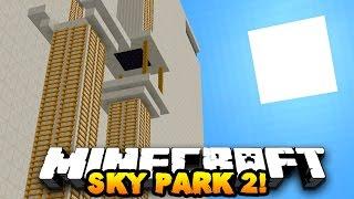Minecraft SKY PARK PARKOUR 2! (Water Parkour, Leap of Faith & More!) | w/ PrestonPlayz & Lachlan