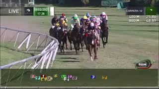 Vidéo de la course PMU PREMIO GENIO LIGERO HANDICAP