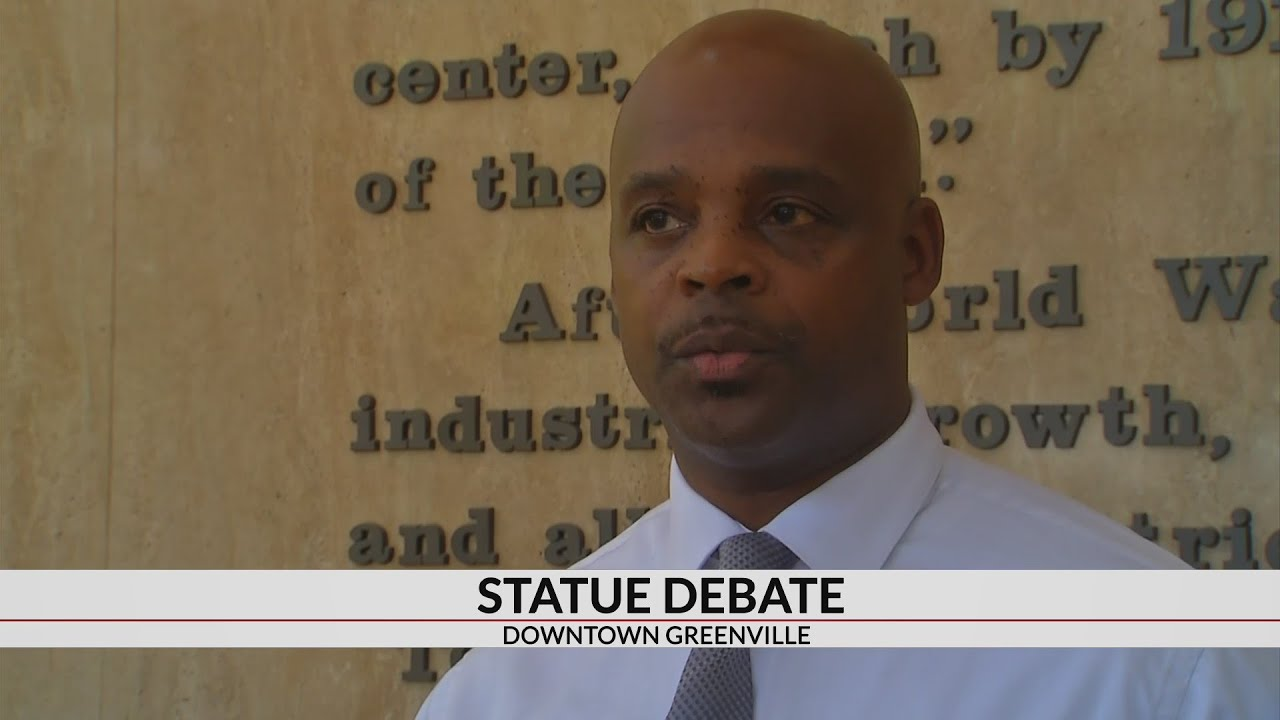 Activist renews call for African American monument in Greenville, wants city to pay for it