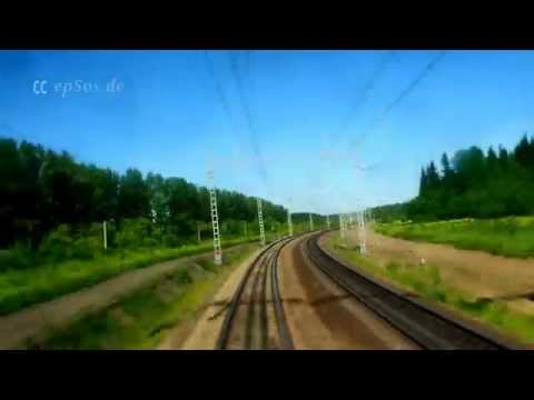 Air + Land and Sea Travel in Russia