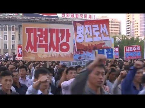 """Kuzey Kore: """"ABD'yi vurmamız kaçınılmaz"""""""