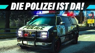 BURNOUT PARADISE Remastered Let's Play Deutsch #17 – Road Rage im Polizei Van! | 4K Gameplay German