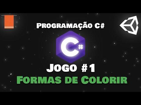 PRIMEIRO JOGO do Curso! - Tutorial C# e Unity thumbnail