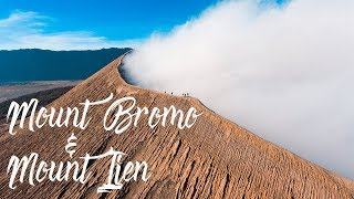Mount Bromo & Mount Ijen -  What to Expect
