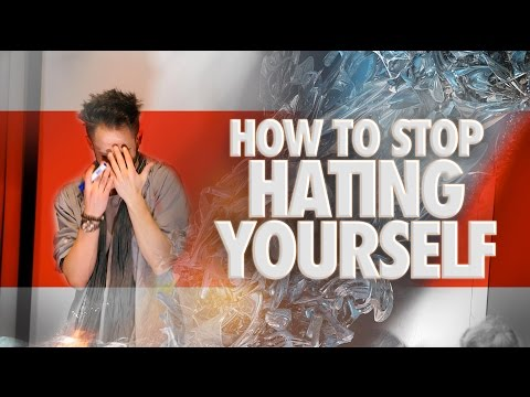 Why Do I Hate Myself? How To Stop Hating Yourself (The Truth About Social Conditioning!)