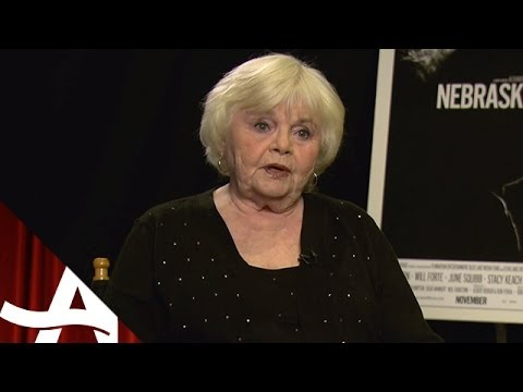 June Squibb on Nebraska | MFG Film Festival | Movies for Grownups