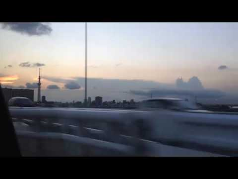 Tokyo Tourism: Taxi from the Airport