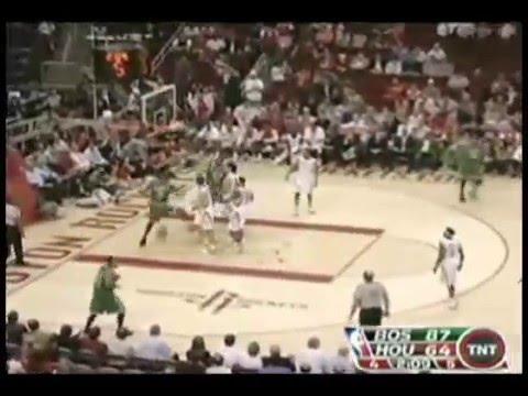Boston Celtics 2007-08 Dunk Mix