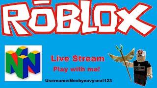 Roblox Multi-Game Live stream