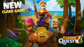 Clash Quest Gameplay | Supercell New Game | Walkthrough Video of Clash Quest | New Strategy Game
