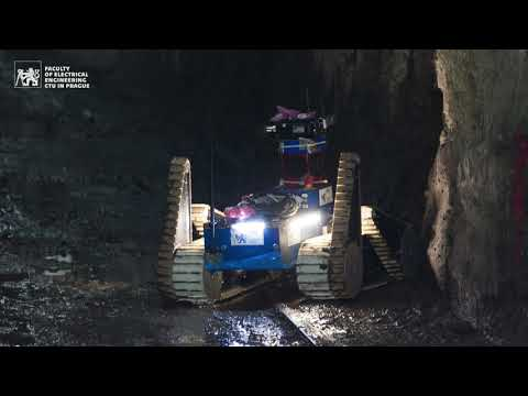 CTU-CRAS Team At The DARPA Subterranean Challange