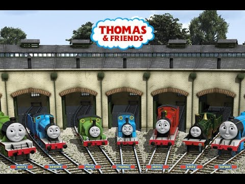 Trains jouets 12 x thomas et ses amis 00485 fr youtube - Train thomas et ses amis ...