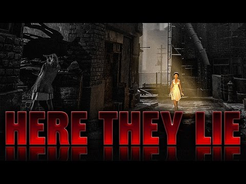 Thumbnail: MEIN ERSTES MAL VR | HERE THEY LIE [PSVR] #001 | Gronkh